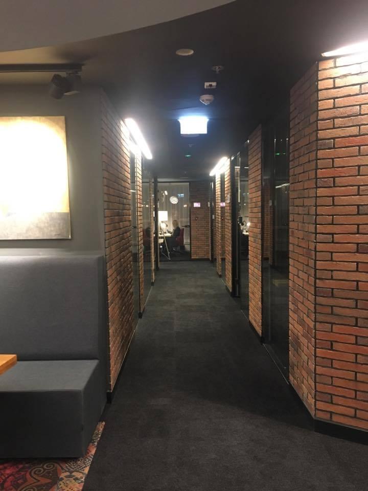Biura w Business Link Zebra Tower