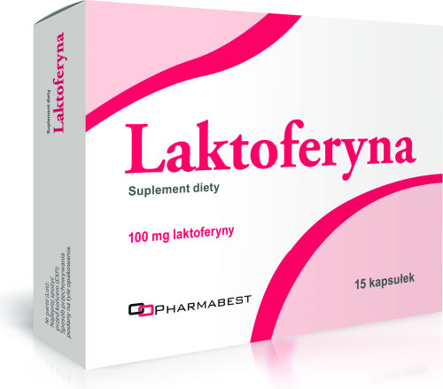 Laktoferyna