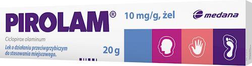 Pirolam 20 gramów w aptekach internetowych